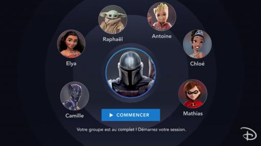 Disney+ lance GroupWatch pour visionner des films et séries Disney+ avec vos amis, même à distance