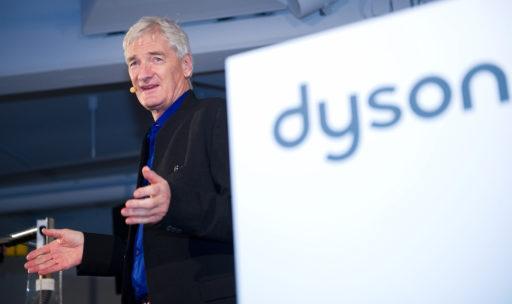 James Dyson en route pour Singapour: il investit 3,6 milliards de dollars dans un mystérieux projet