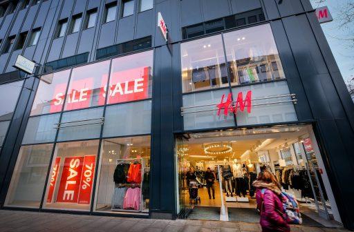 Deux magasins belges H&M vont fermer à cause du plan de transformation du groupe