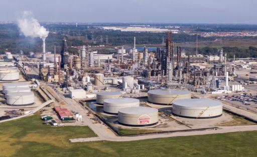 'Big Oil' wordt afgetroefd door de pandemie