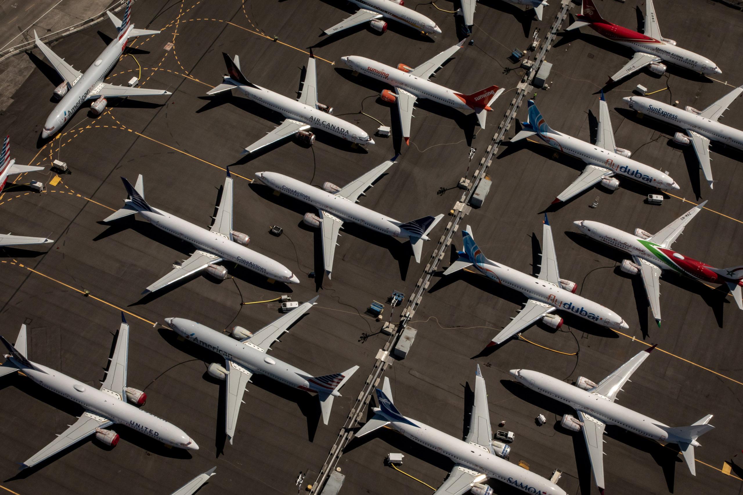 Vidéo : Boeing vs Airbus