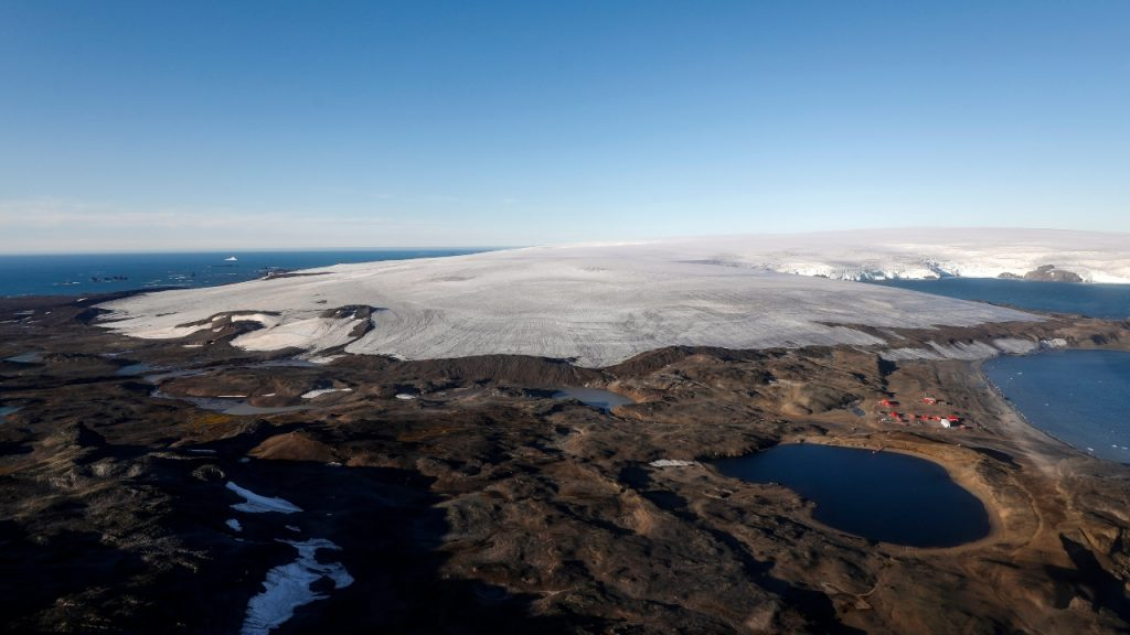 Ozongat Antarctica grootste omvang in 15 jaar klimaatopwarming