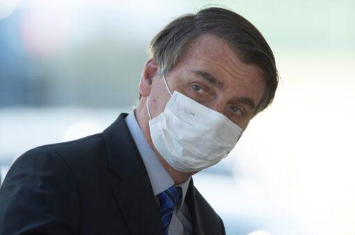 Braziliaanse president Bolsonaro test positief op corona