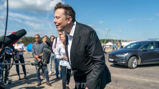 HBO-reeks over SpaceX en Elon Musk in de maak