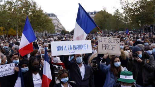 Frankrijk onderzoek geldstromen moslimorganisaties