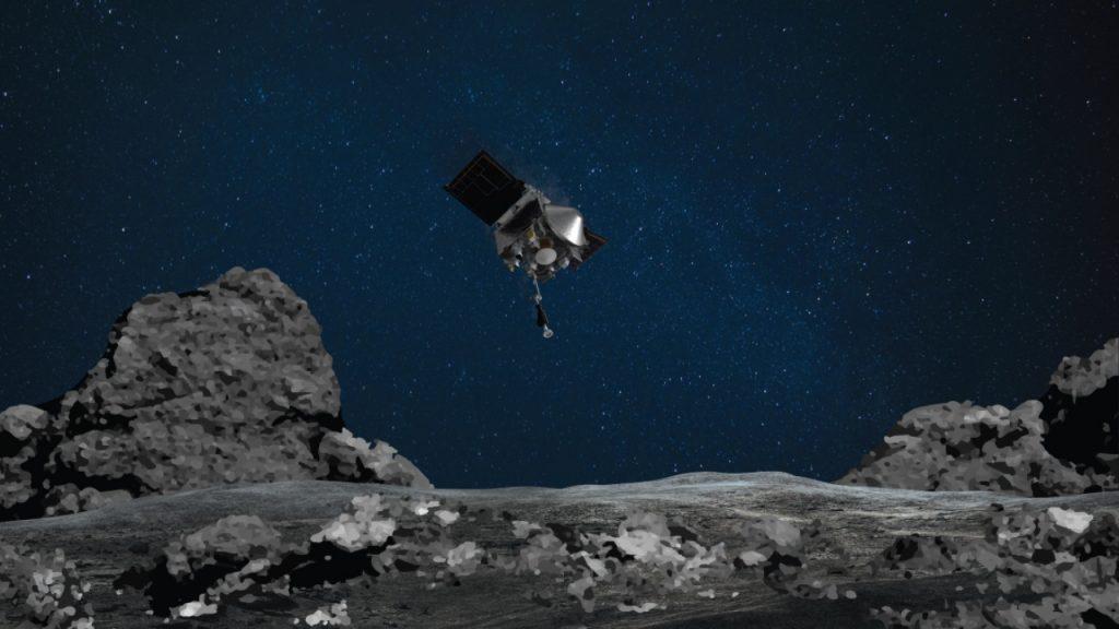 NASA verlies ruimtegruis Osiris-REx
