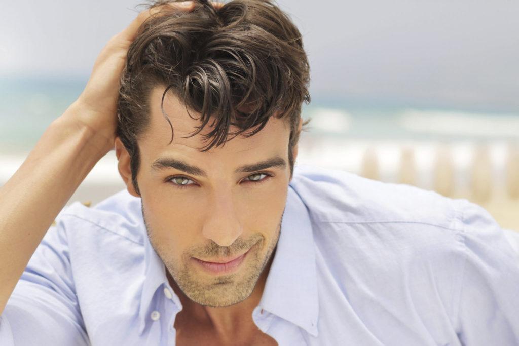 Het haar van mannen: Verzorging en tips