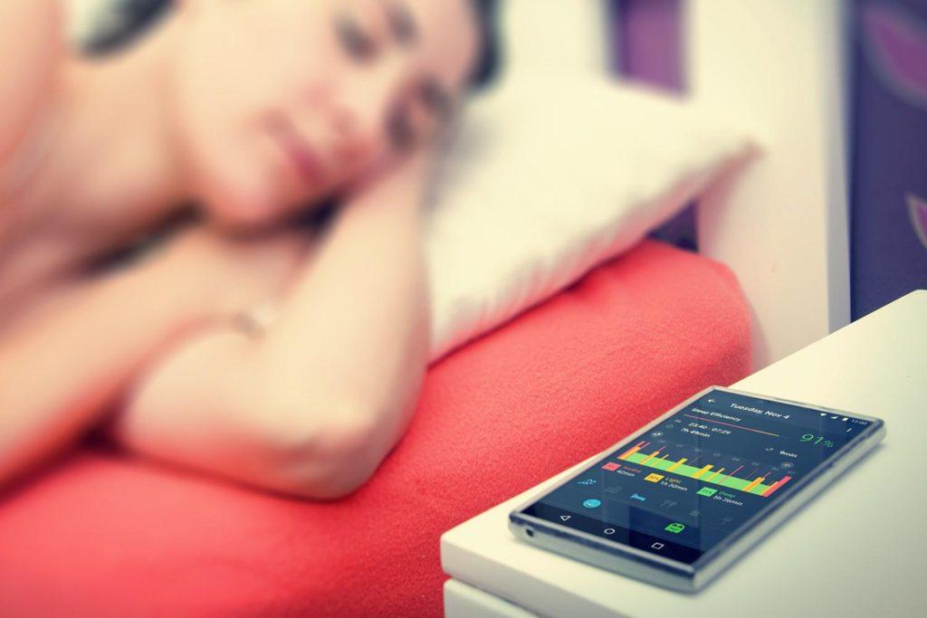 Handige apps om beter te kunnen slapen