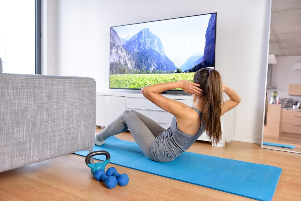 Handige sportapparaten voor thuis