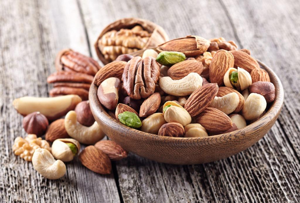 Handvol noten doet langer leven
