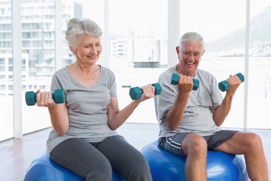 Op welk tijdstip ga je het best naar de fitness?
