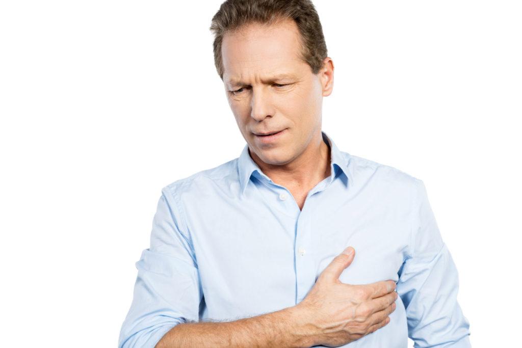 Hartfalen Symptomen