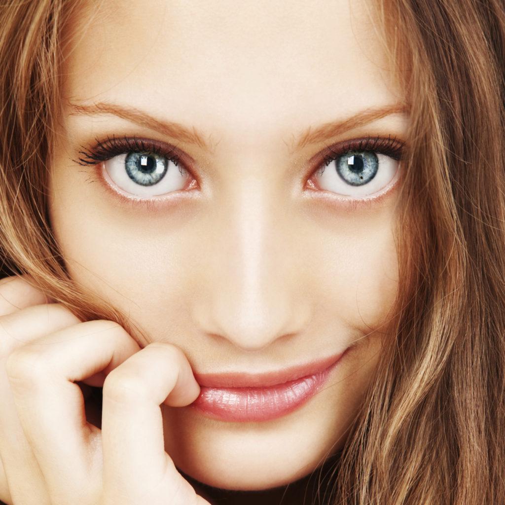 Helpen wortelen voor mooiere ogen?