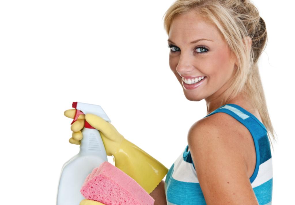 Herkenbaar: Wanneer je vriendin een schoonmaakfreak is