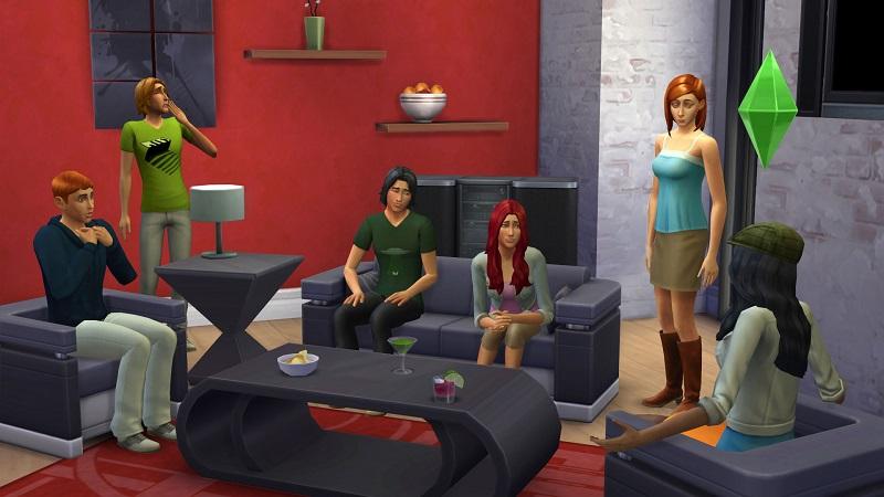 Herkenbare dingen voor iedereen die The Sims speelde