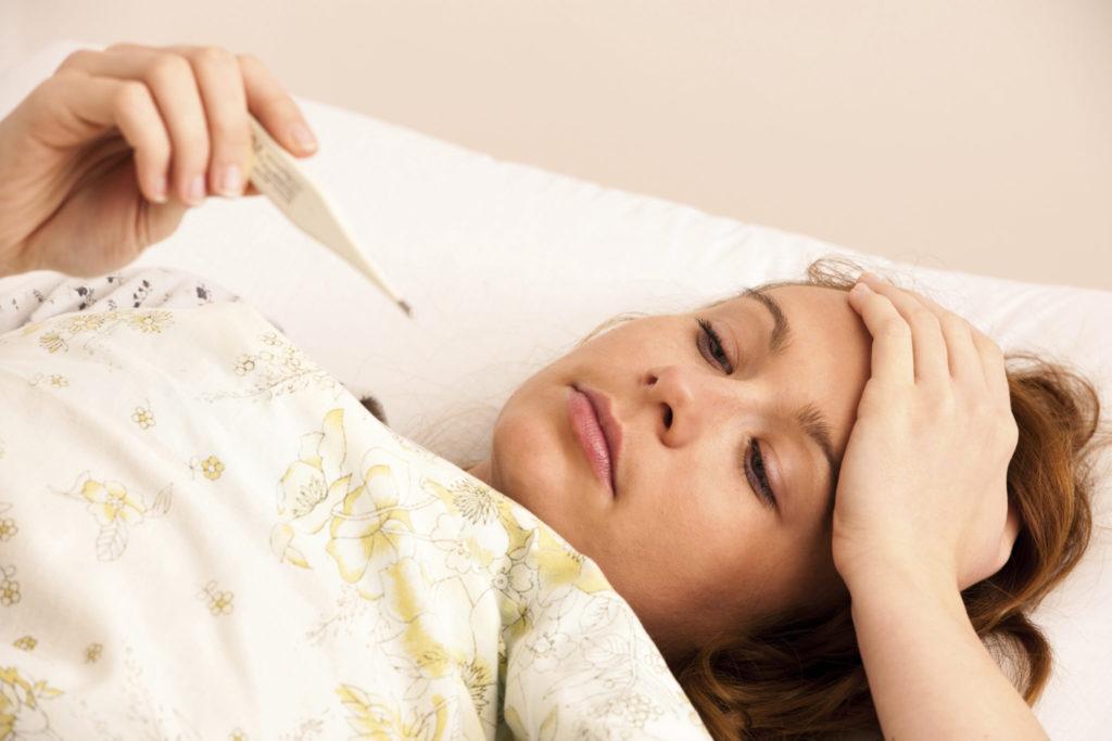 Hersenvliesontsteking Symptomen