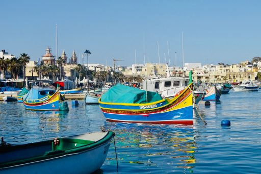 Het bonte eiland Malta