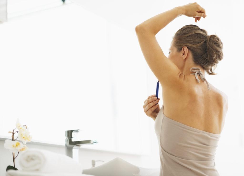 Hidradenitis Symptomen