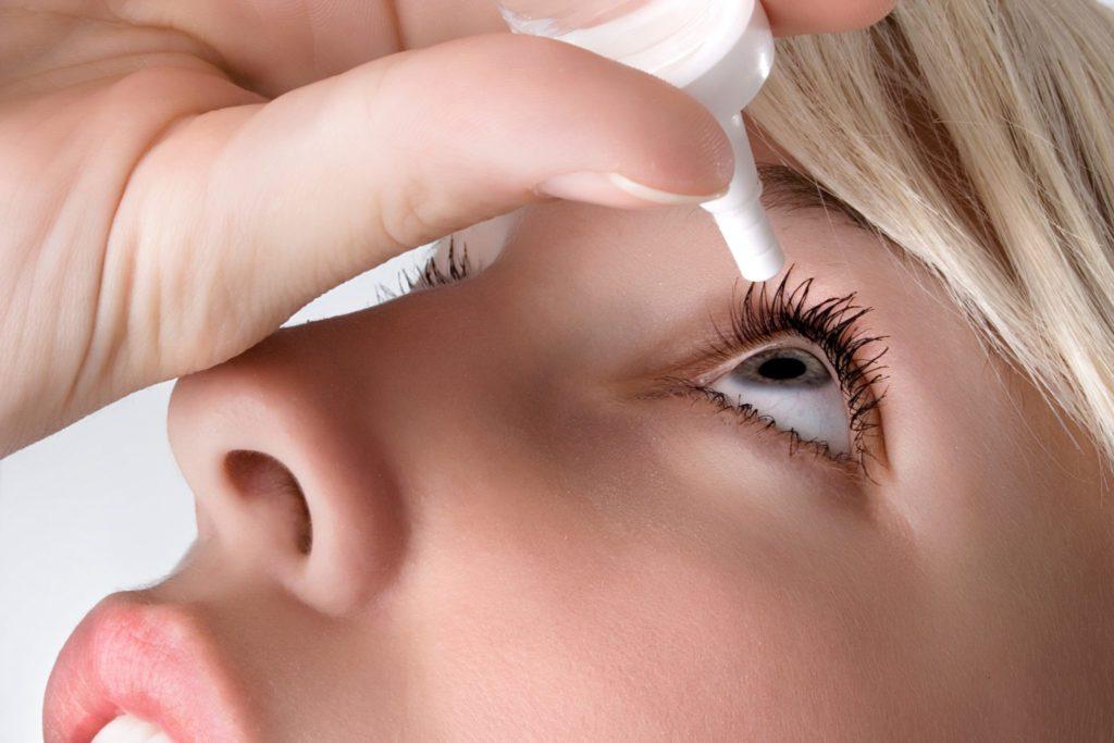 Hoe droge ogen voorkomen?