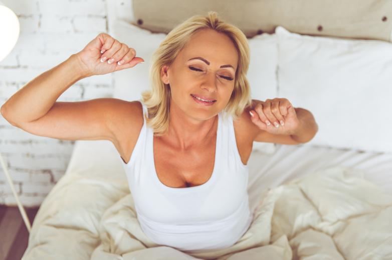 Hoe gewichtstoename tijdens de menopauze voorkomen?