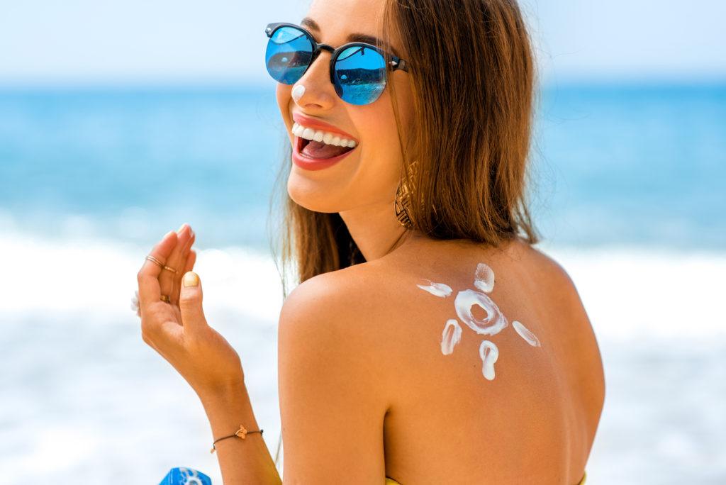 Hoe je huid voorbereiden op de zon?