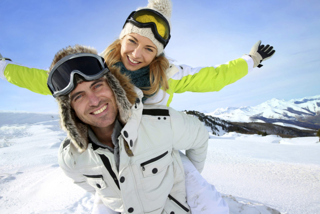 Hoe kan je veilig skiën op drukke skipistes?