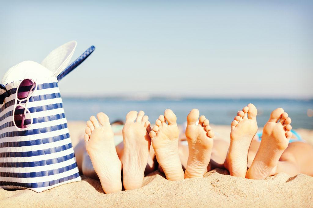 Hoe lang kan je veilig in de zon zitten?