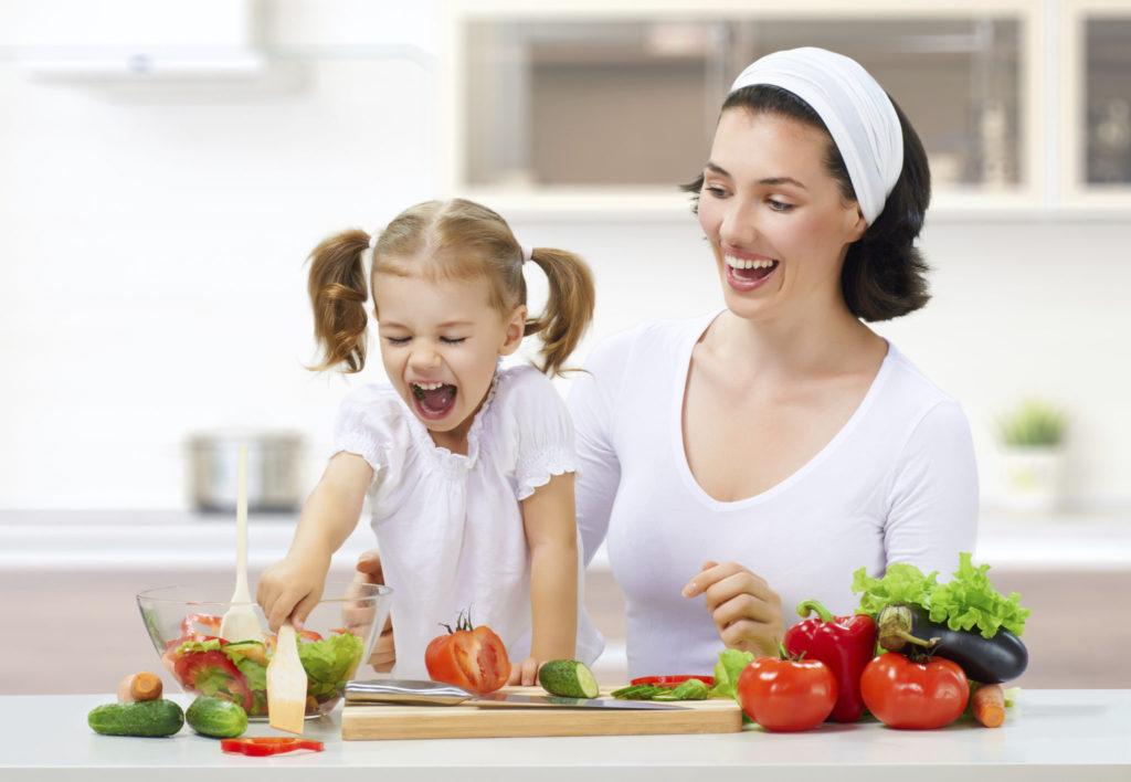 Hoe leer ik mijn kind groenten eten?