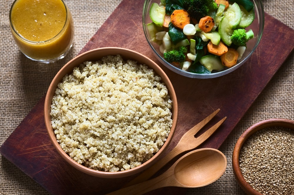 Hoe maak ik het best quinoa klaar?