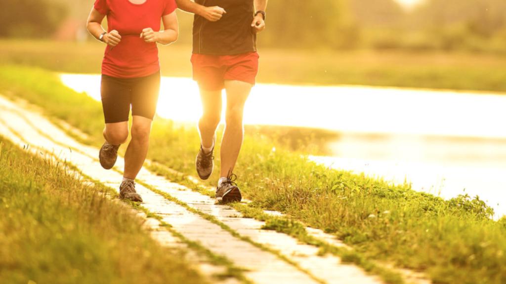 Hoe maak je een gewoonte van lopen?