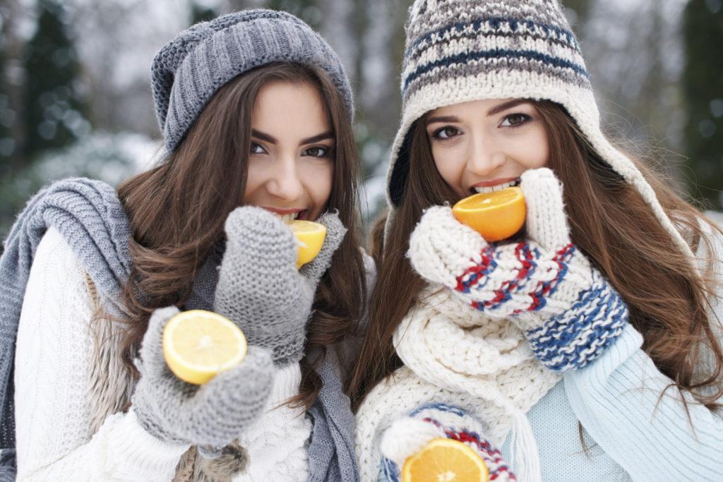 Hoe een stralende huid behouden in de winter
