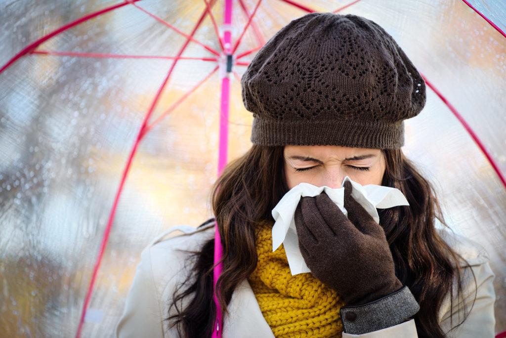 Hoe een verstopte neus onmiddellijk weer vrij maken?