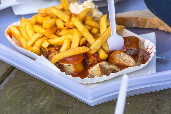 Hoeveel calorieën bevat jouw frituurbezoekje?