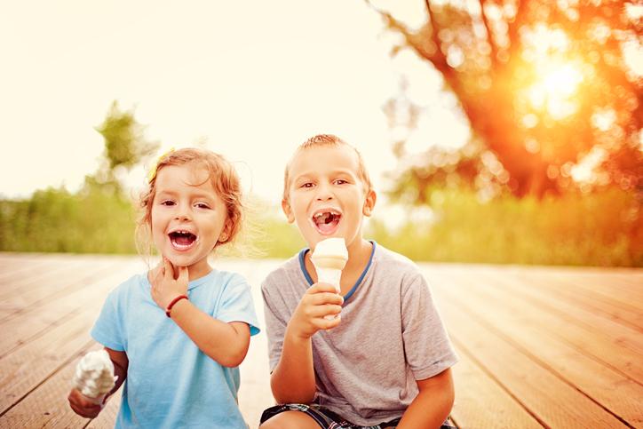 Hoeveel calorieën bevatten ijsjes?
