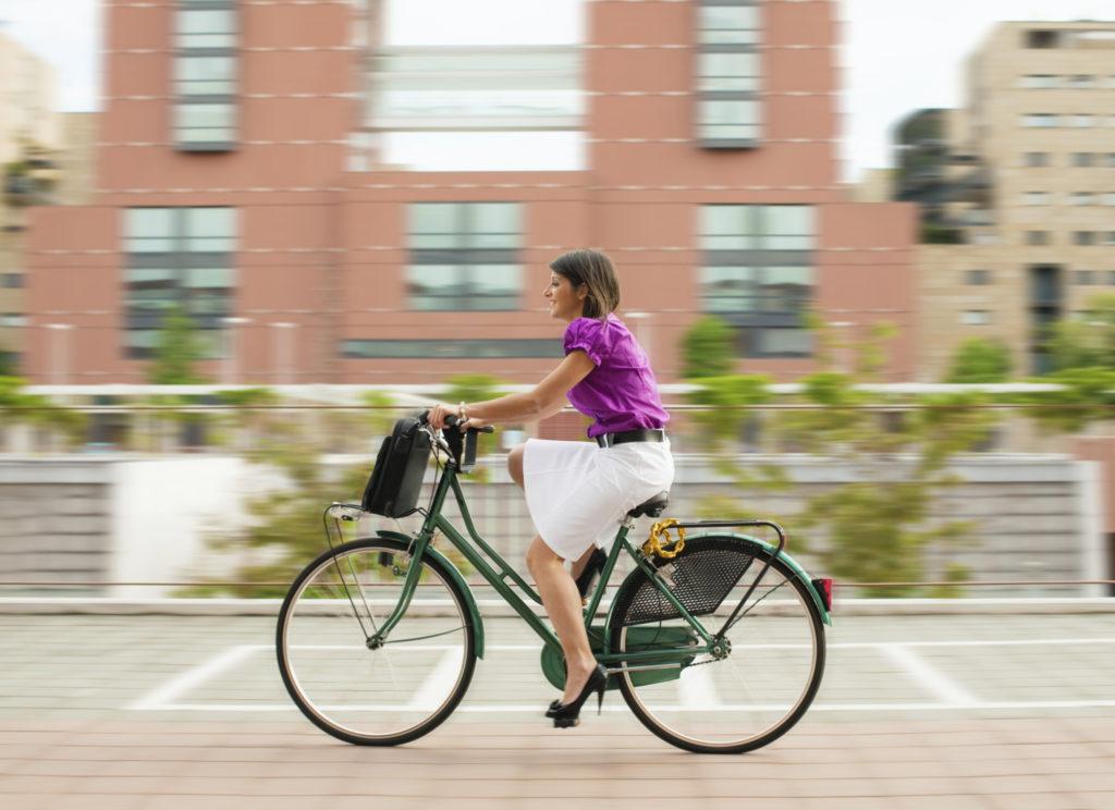 Hoeveel calorieën verbrand ik door te fietsen?