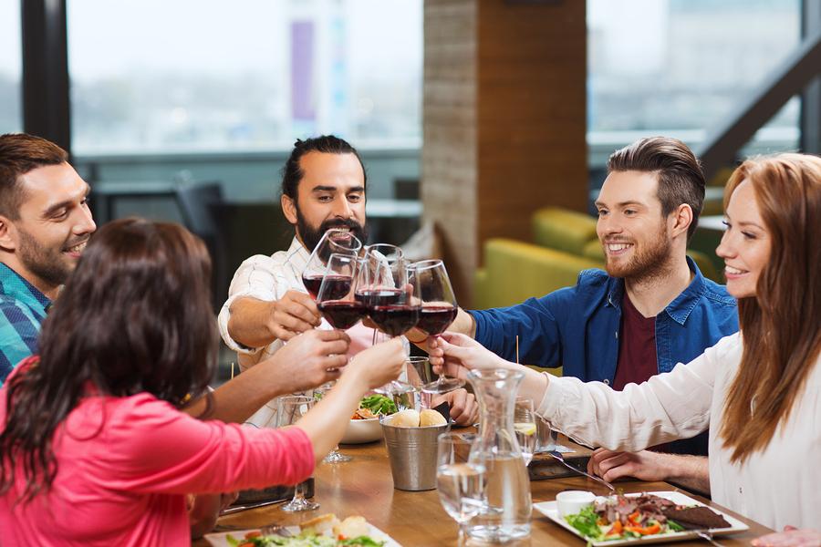 Hoeveel glazen wijn mag je drinken?