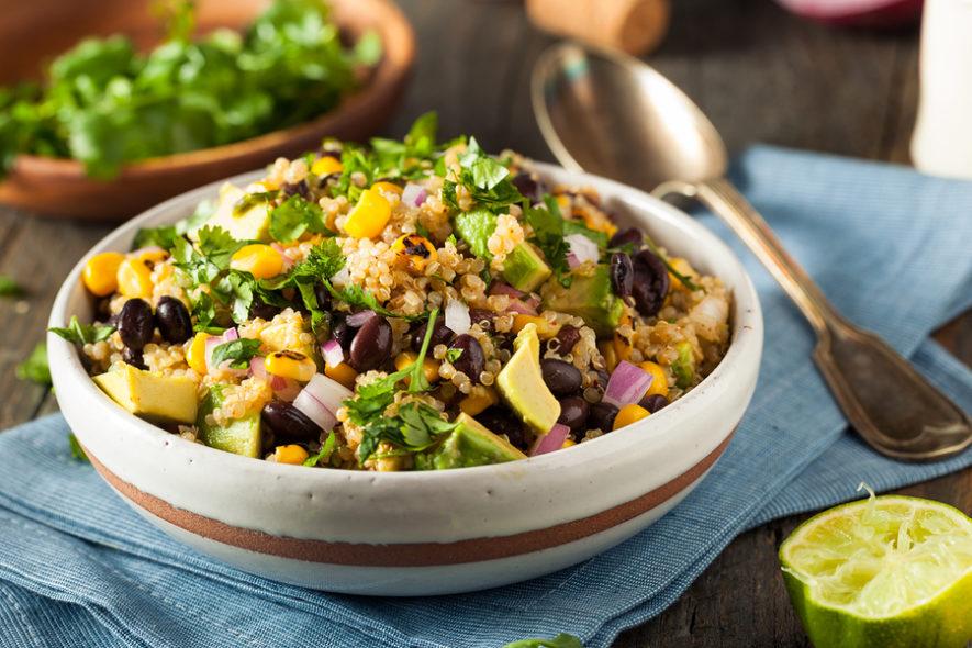 Quinoa salade recepten