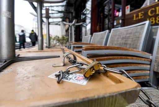 Soupe à la grimace dans l'horeca français: les restos et les bars ne devraient pas rouvrir avant plusieurs mois