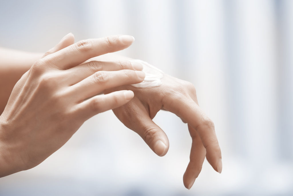 Verraden je handen je leeftijd?