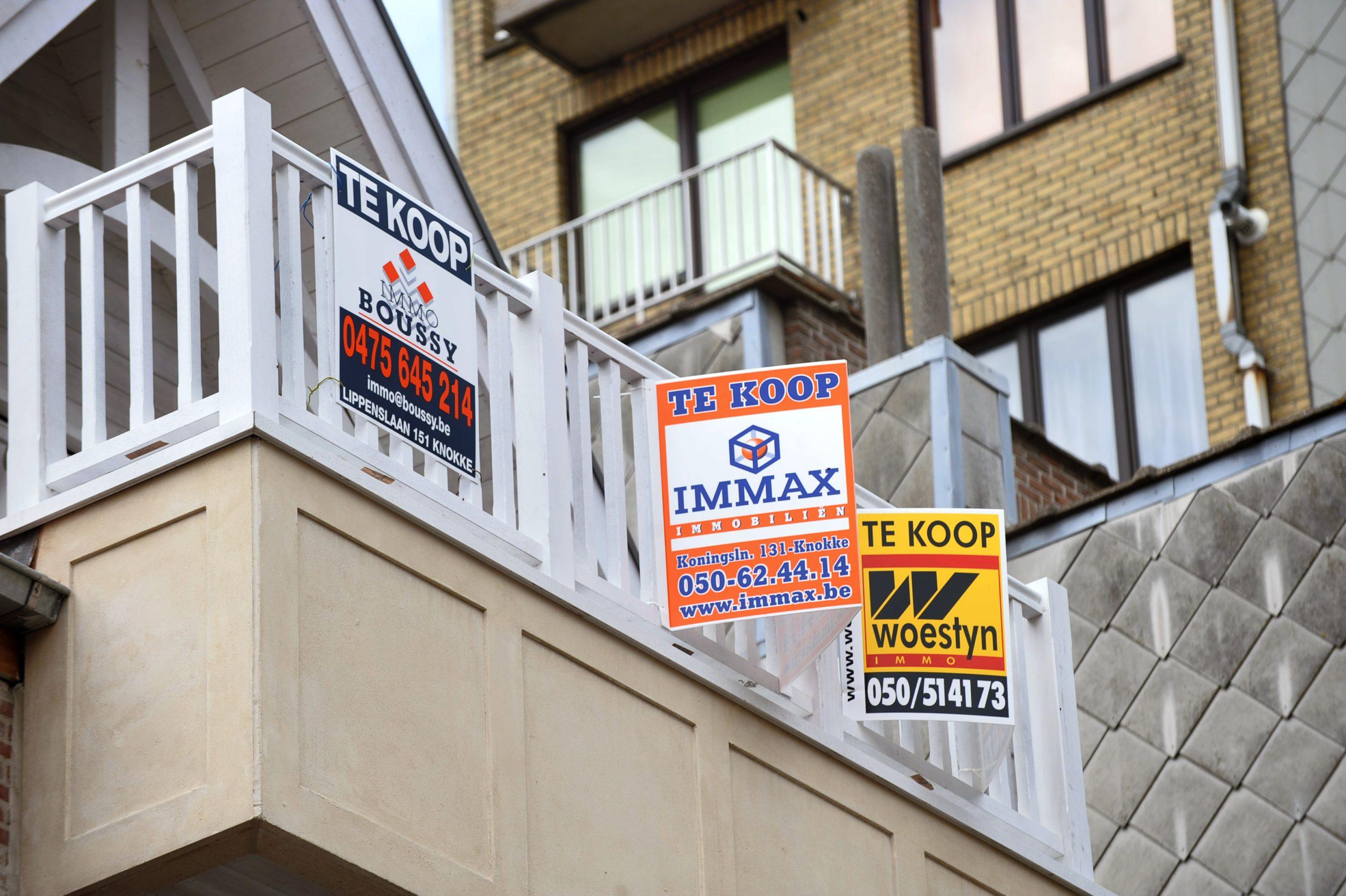 Bij de hypotheken werden slechts 29.145 wanbetalingen genoteerd, ruim 3 procent minder dan vorig jaar. - Isopix