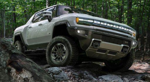 General Motors présente son Hummer EV, un monstre électrique à 1.000 chevaux