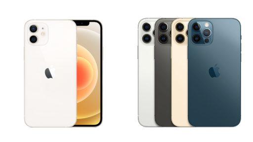 iPhone 12 en iPhone 12 Pro Apple