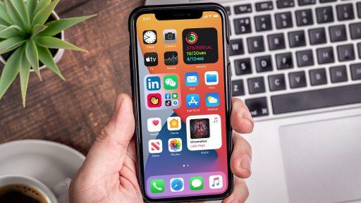 iPhone Apple ios 14
