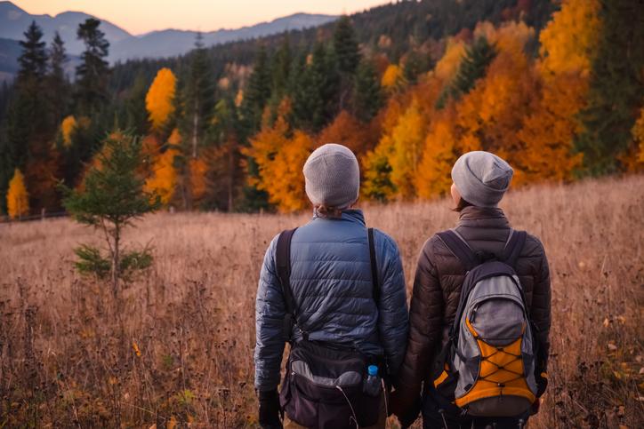Het wordt een droog herfstweekend: 9 redenen om je wandelschoenen aan te trekken