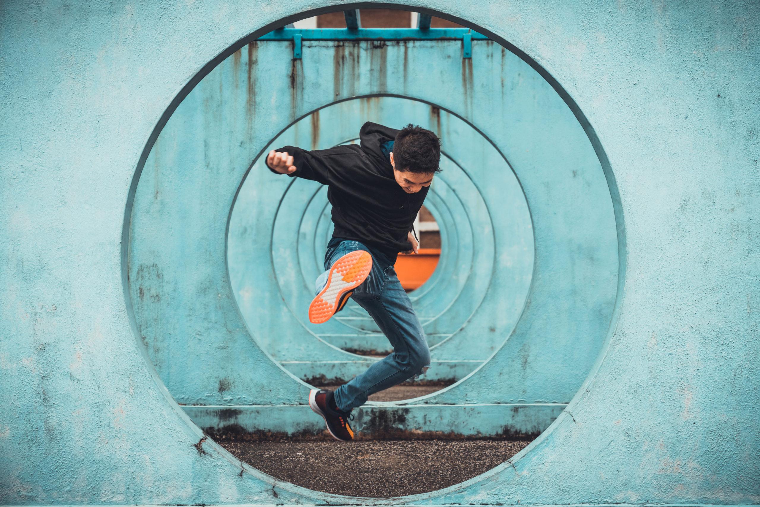 Un style de vie actif aide à lutter contre des os fragiles: conseils et astuces