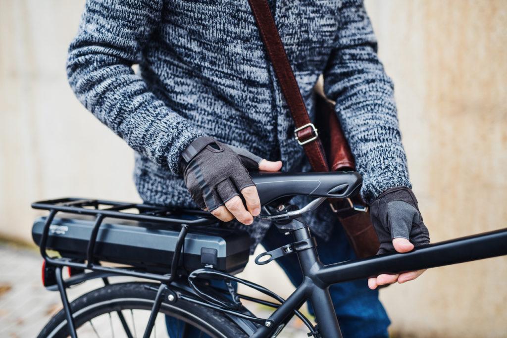 Elektrisch fietsen even goed voor conditie als gewoon fietsen