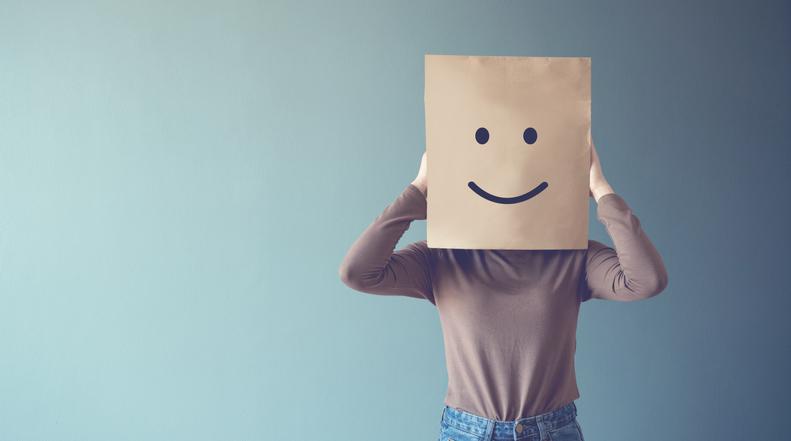 Altijd vrolijk, gepassioneerd door je werk en toch … depressief? Twee psychologen over verborgen depressie