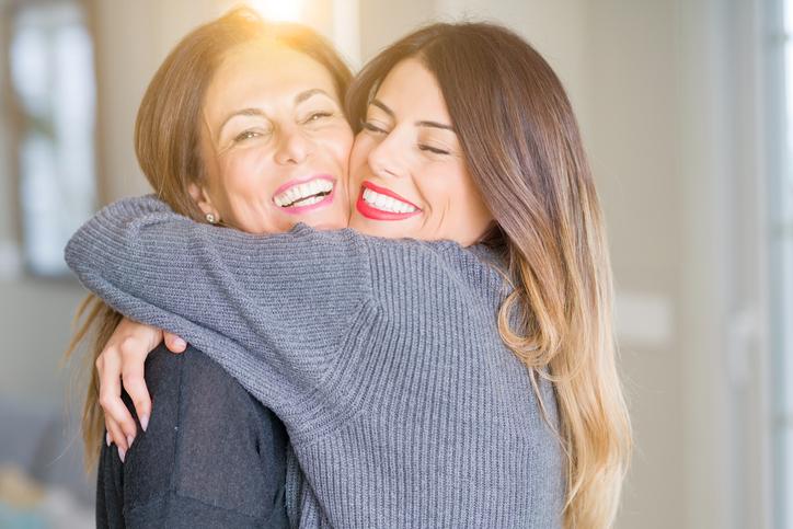 Moederdag: de Gezond.be-lezers zetten hun mama in de bloemetjes