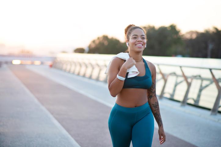Waarom je niet zal vermageren door te joggen