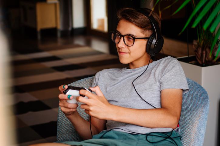 Nieuw onderzoek: jongens die videogames spelen hebben minder kans op depressie